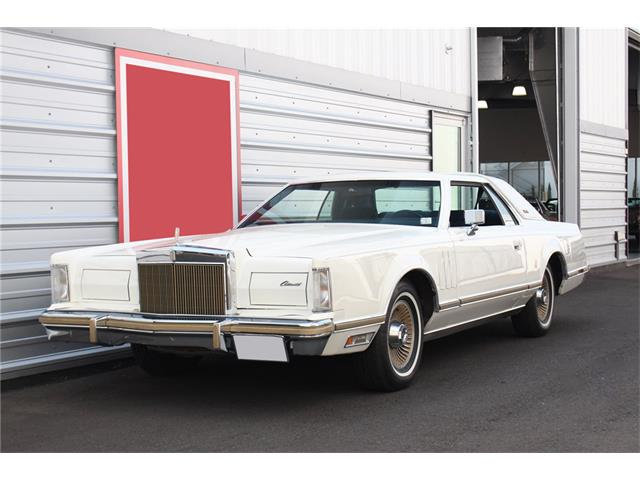 Picture of 1979 Lincoln Continental Mark V located in Scottsdale Arizona - P2RF