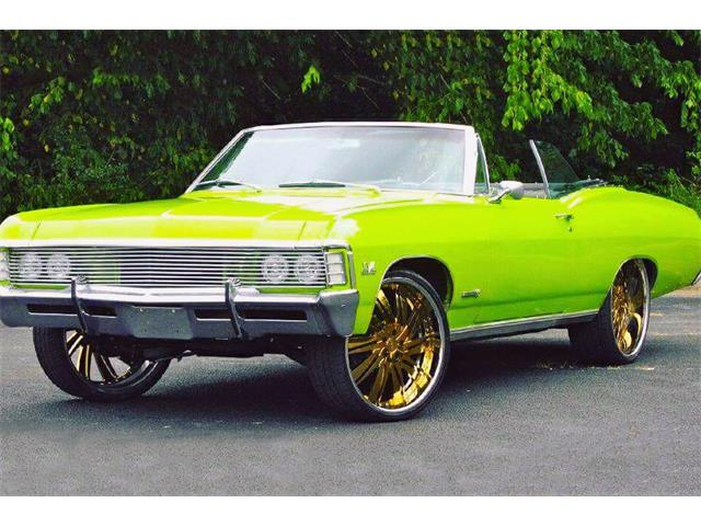 Picture of 1967 Chevrolet Impala SS - P2RJ