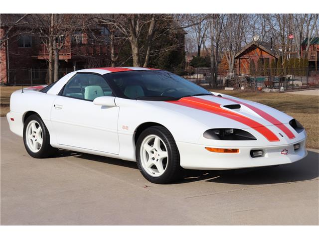 Picture of '97 Camaro SS Z28 - P3JT