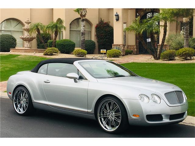Picture of '07 Continental GTC - P3K4