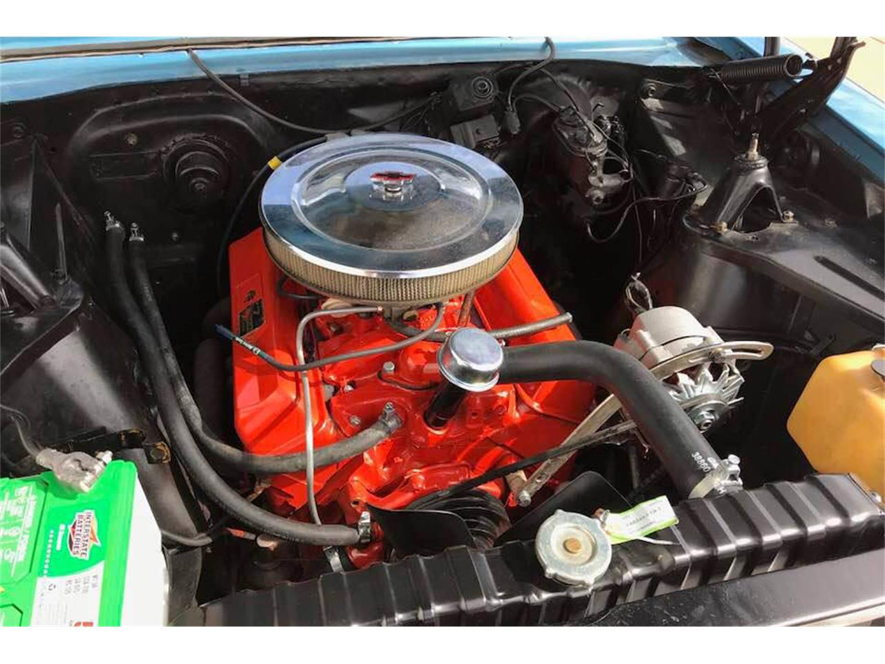 Large Picture of '67 Chevy II Nova SS - P3KI