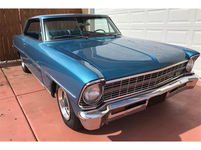 Picture of '67 Chevy II Nova SS - P3KI
