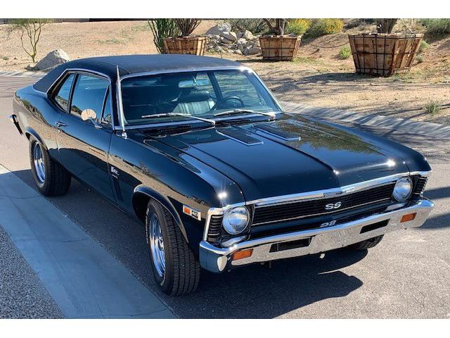 Picture of Classic '69 Chevrolet Nova Auction Vehicle - P3KU