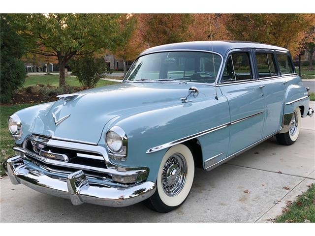 Picture of '54 Town & Country - P3LB