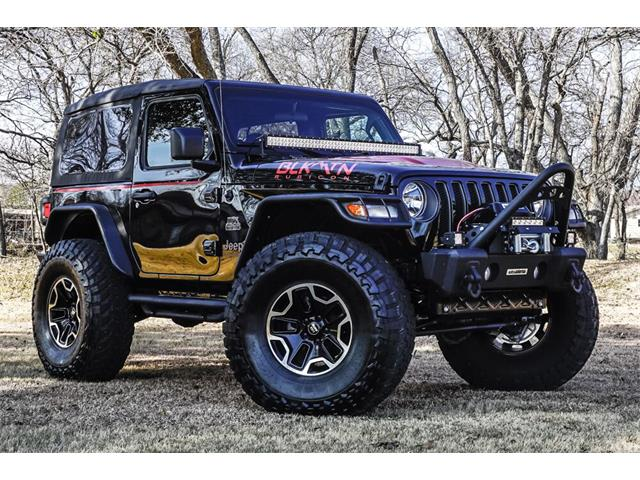 Picture of '18 JL located in Scottsdale Arizona Offered by  - P3LI