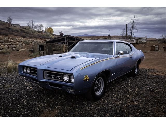 Picture of '69 GTO (The Judge) - P3LS