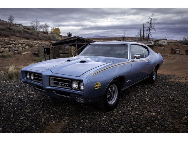 1969 Pontiac GTO (The Judge)