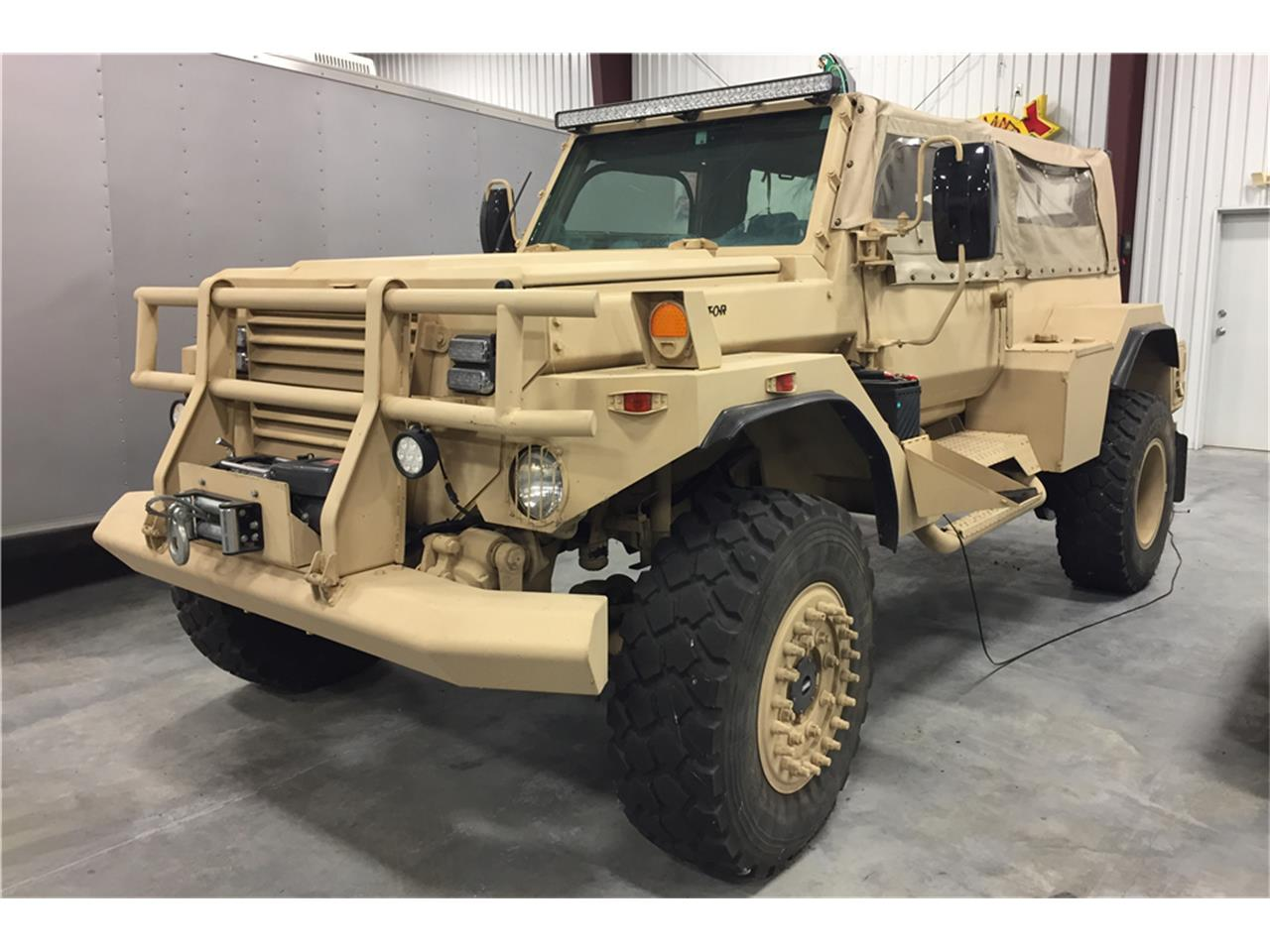 2008 MOBILE ARMORED VEHICLES PROTECTOR for Sale