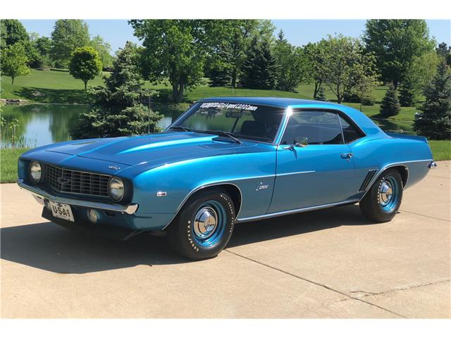 Picture of Classic 1969 Camaro COPO Offered by  - P3LX