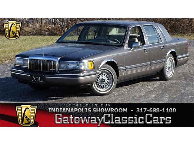 Picture of '92 Town Car - P3MB