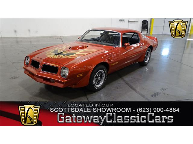 Picture of '76 Firebird - P3MS