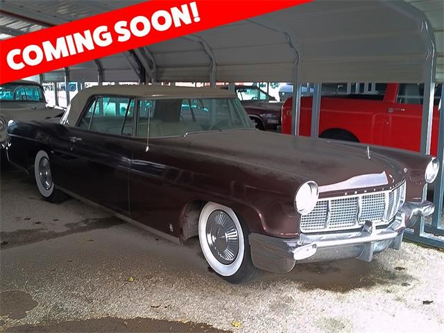 Picture of '56 Continental Mark II located in St. Louis Missouri Auction Vehicle - P3MU