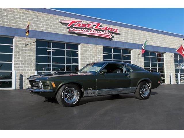 Picture of '70 Mustang - P3N6