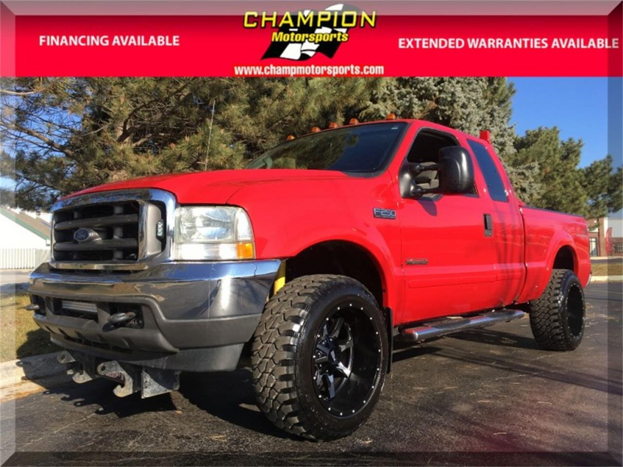 For Sale: 2004 Ford F250 in Crestwood, Illinois