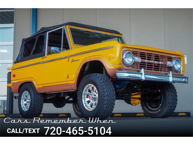Picture of '73 Bronco - P3NM