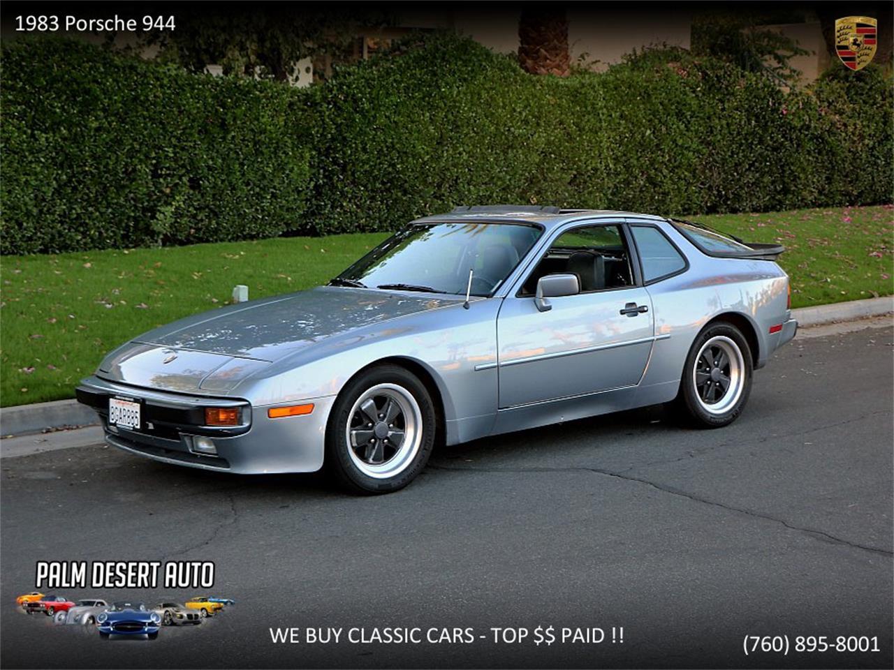 1983 porsche 944 for sale | classiccars | cc-1171141