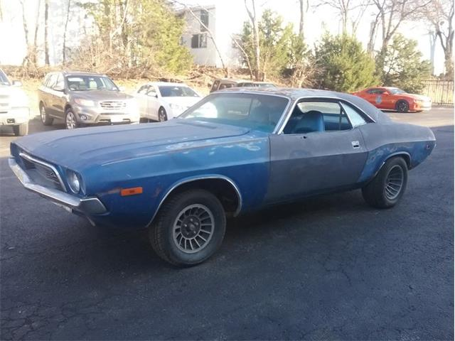 Picture of '72 Challenger - P3OF