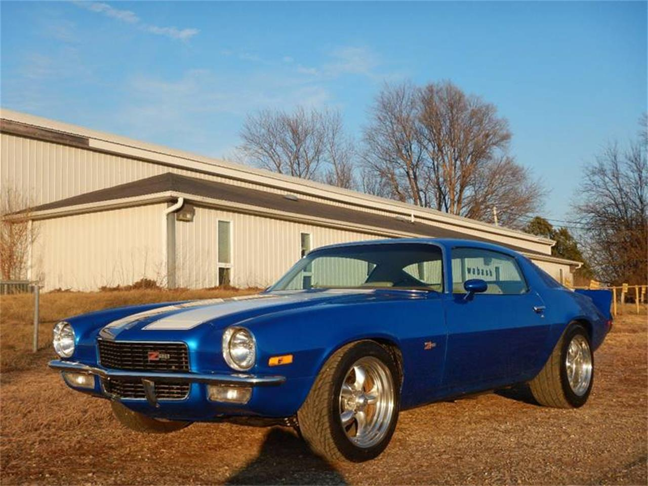 Large Picture of '70 Camaro - P3OG