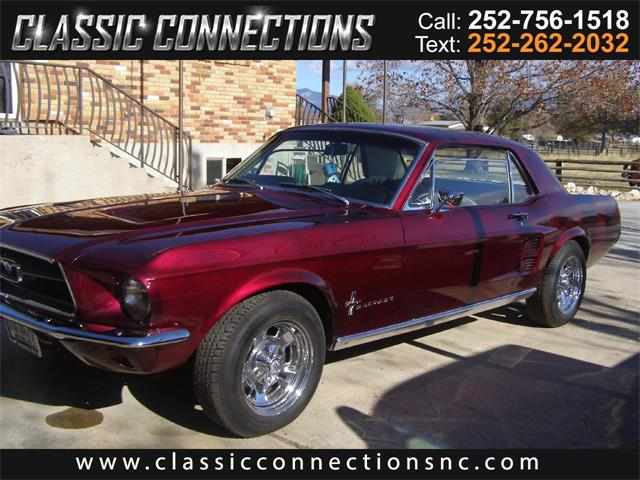 Picture of '67 Mustang - P3OK