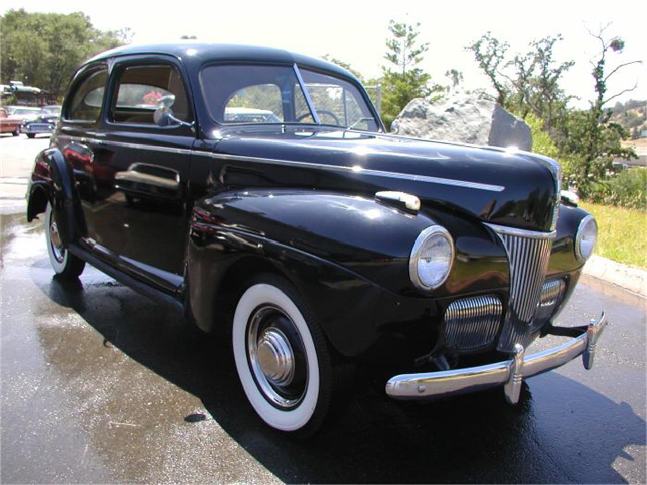 Large Picture of 1941 Ford 2-Dr Coupe - $15,995.00 Offered by Classic Connections - P3OL