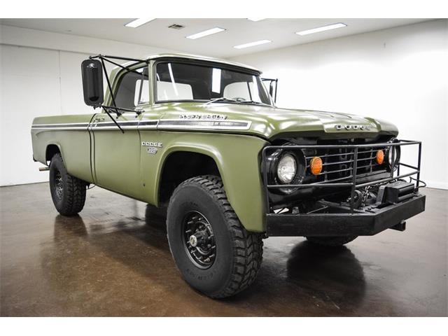 Picture of '67 D200 - P3ON