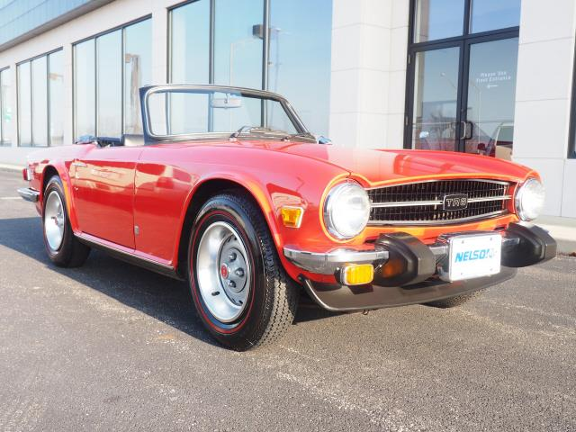 Picture of '76 TR6 - P3OO