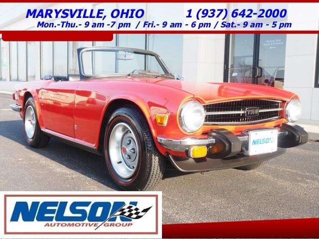 Picture of '76 Triumph TR6 Offered by  - P3OO