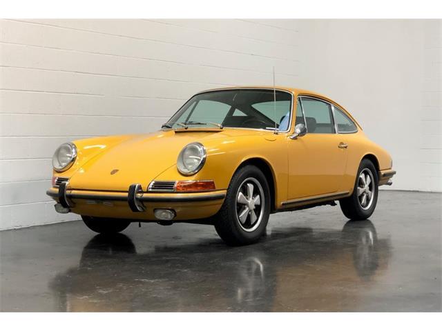 Picture of Classic 1967 Porsche 911S located in Costa Mesa California Auction Vehicle - P3OX