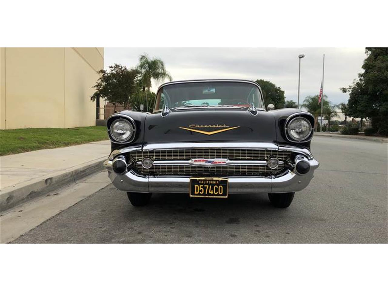 Large Picture of '57 Bel Air - P3OY