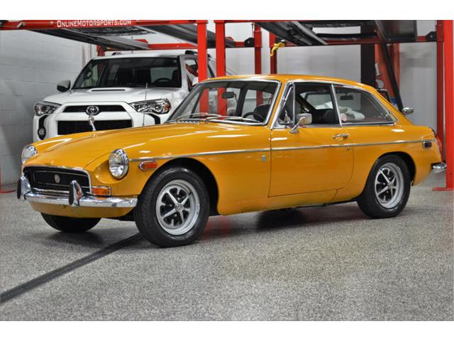 Picture of '70 MG MGB GT Auction Vehicle - P3PT