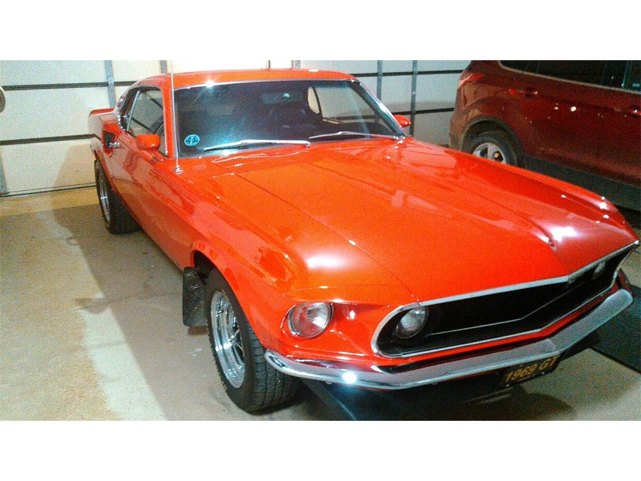 Large Picture of Classic 1969 Mustang GT - P3Q3