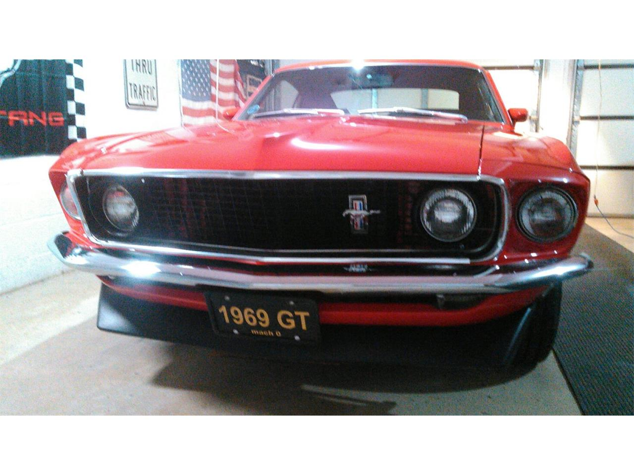 Large Picture of Classic '69 Mustang GT located in Sauk Centre Minnesota - $34,950.00 Offered by a Private Seller - P3Q3