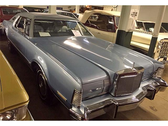 Picture of '74 Continental Mark IV - P3QH
