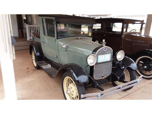 Picture of Classic '29 Ford Model A Pickup - P3QM