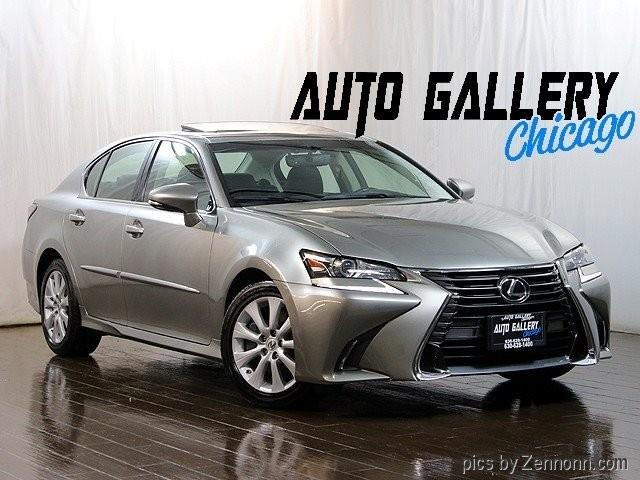 Picture of '16 GS200t - P3QR