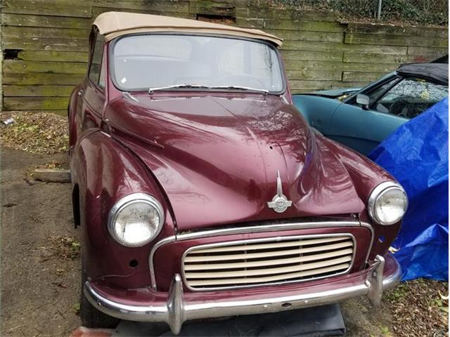 Picture of Classic 1957 Morris Minor - P3QY