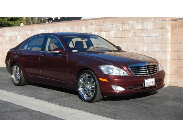 Picture of 2007 S550 located in California Offered by  - P3R6