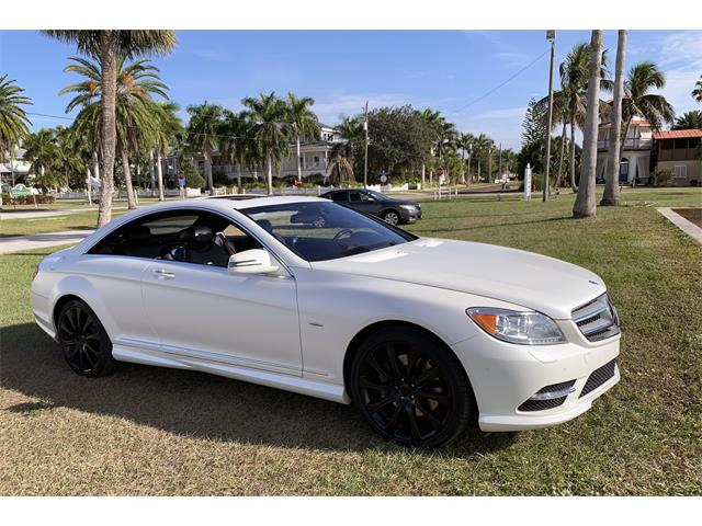 Picture of 2013 Mercedes-Benz CL550 located in Florida - $55,000.00 Offered by a Private Seller - P3RG