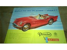 Picture of Classic '64 Daimler SP250 located in Baker City Oregon - $18,500.00 Offered by a Private Seller - P3RM