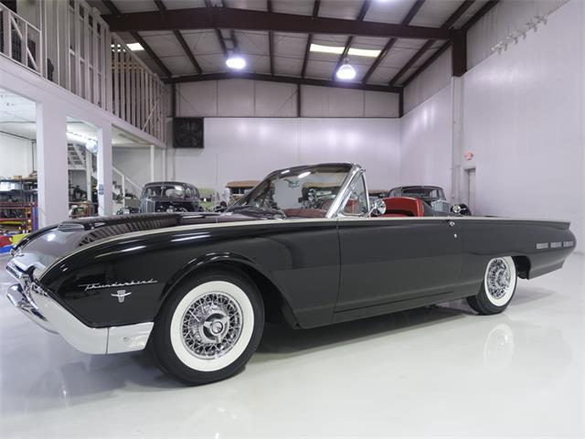 Picture of '62 Thunderbird - P3RS