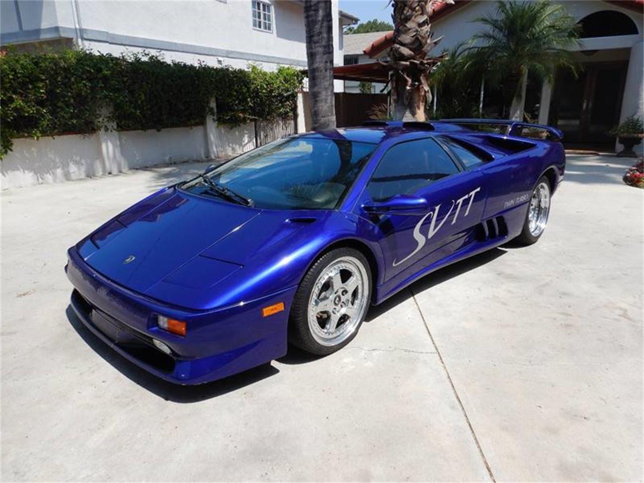 1998 lamborghini diablo for sale | classiccars | cc-1171290
