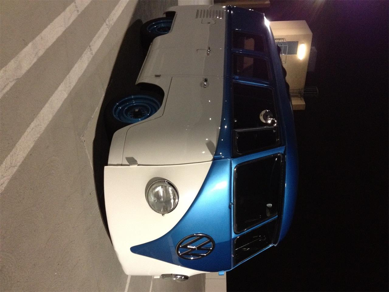 Large Picture of '62 Van - P3RY