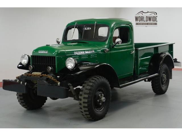 Picture of '60 Power Wagon - P3SG