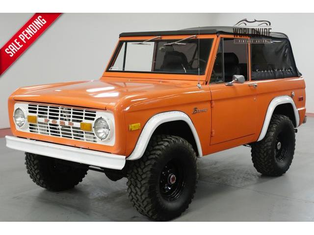 Picture of '73 Bronco - P3SL