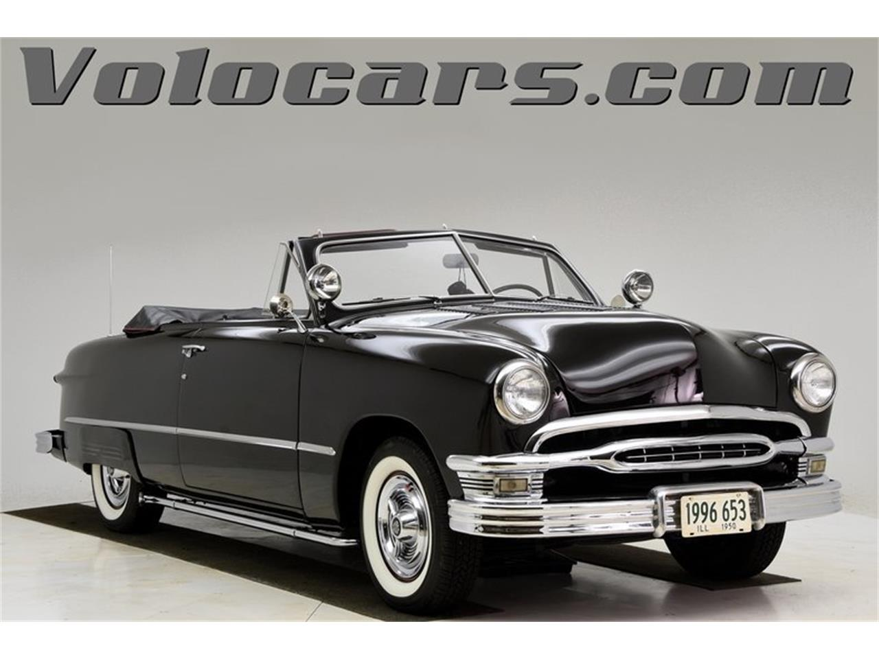 Large Picture of Classic 1950 Ford Custom - P3SQ