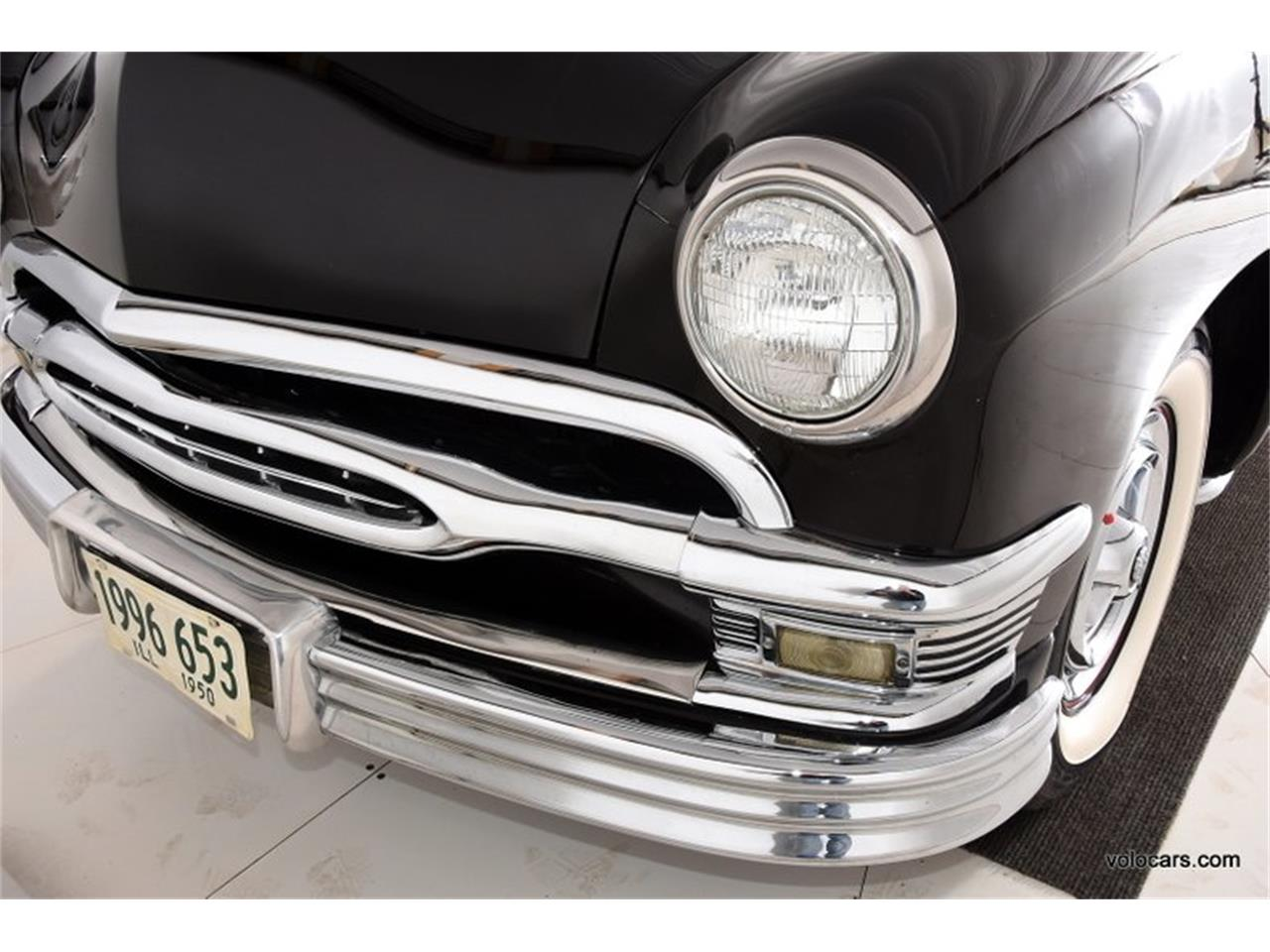 Large Picture of Classic '50 Ford Custom located in Illinois - $47,998.00 Offered by Volo Auto Museum - P3SQ