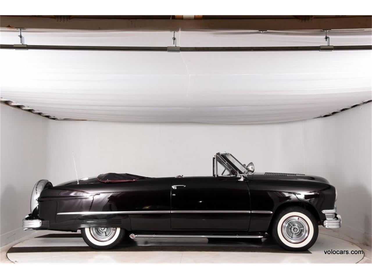 Large Picture of Classic '50 Custom located in Volo Illinois - $47,998.00 Offered by Volo Auto Museum - P3SQ