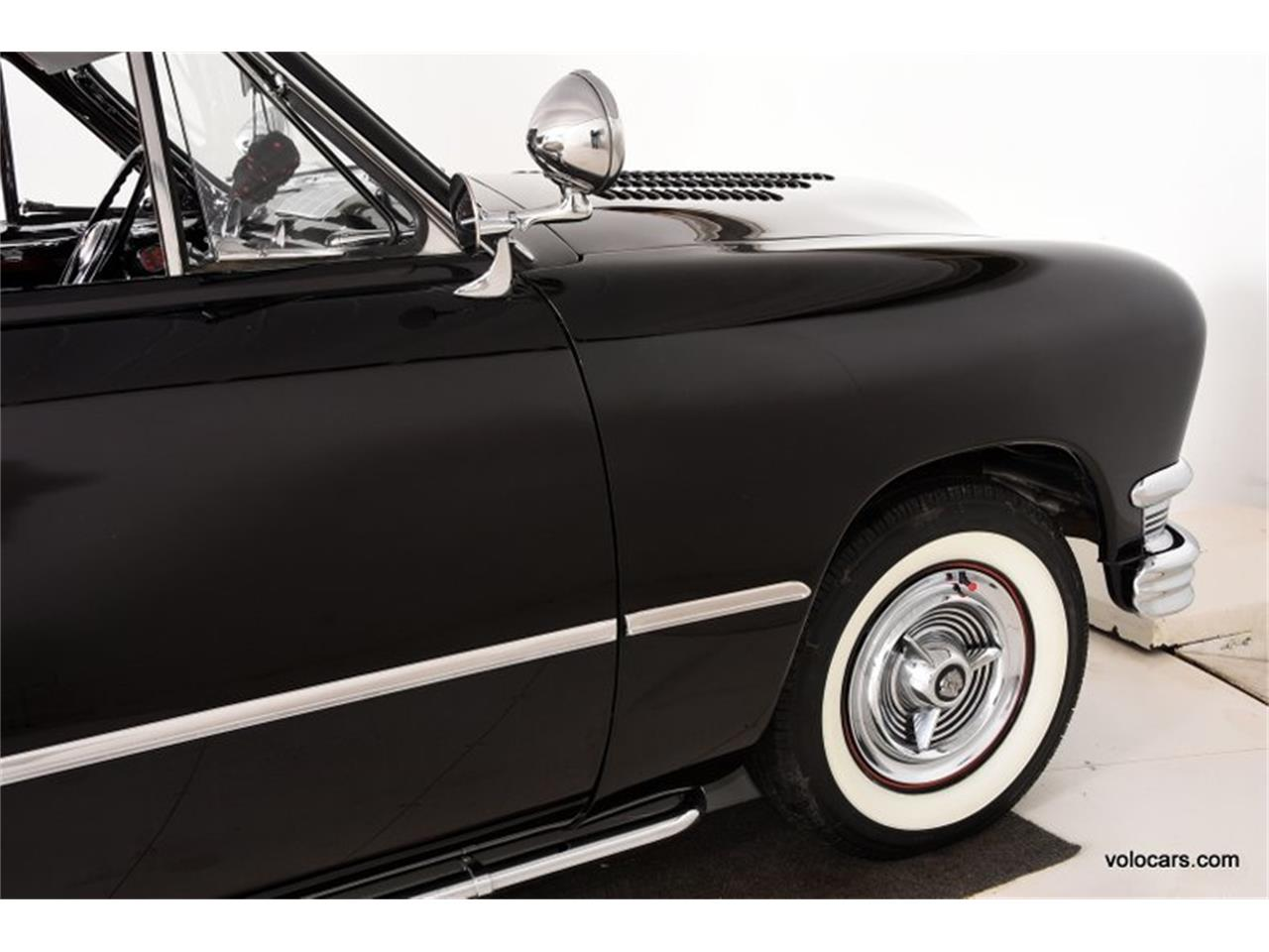 Large Picture of Classic 1950 Ford Custom - $47,998.00 Offered by Volo Auto Museum - P3SQ