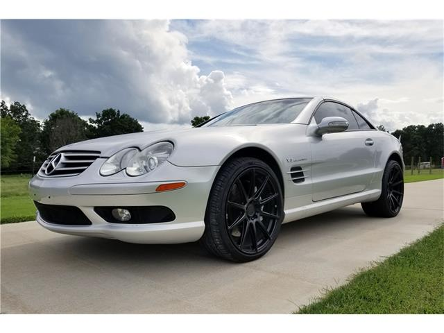 Picture of '03 SL55 - P3T5
