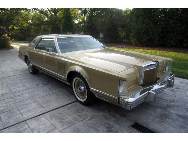1978 Lincoln Continental For Sale On Classiccars Com